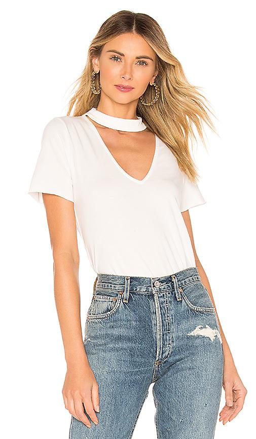 Lovers + Friends T-shirt Alissa En White